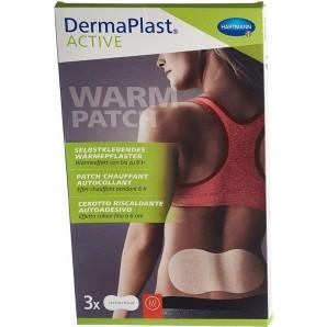DermPlast Active Warm Patch large (3 pièces)