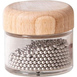 Soulbottles Cleaning beads stainless steel