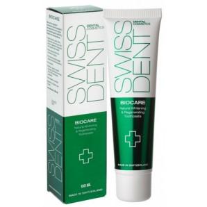 SWISSDENT BIOCARE Dentifrice blanchissant (100ml)