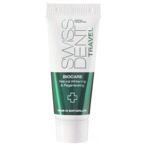 SWISSDENT BIOCARE Travel Toothpaste Whitening (10ml)