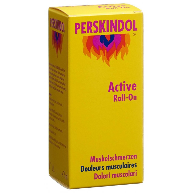 Perskindol Active Roll on (75ml)