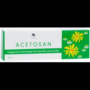 HÄNSELER ACETOSAN Gel argileux à l'acide acétique (100ml)