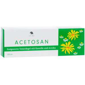 HÄNSELER ACETOSAN Gel di argilla all'acido acetico (100ml)