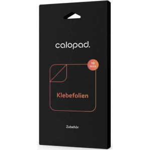 calopad Klebefolien 80x80mm (10 Stk)