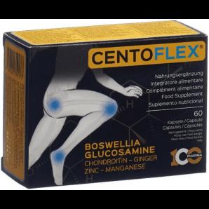CENTO PHARMA CentoFlex Capsules (60 Capsules)