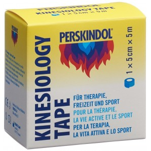 Perskindol Kinesiology Tape bleu (5cmx5m)