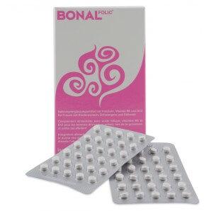 Bonal Folic tablets (60 pcs)