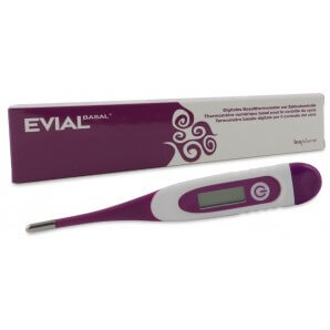 Evial Basal Thermometer