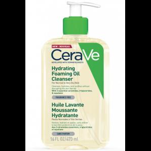 CeraVe Olio detergente idratante (473ml)