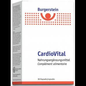 Burgerstein CardioVital Capsules (30 Capsules)