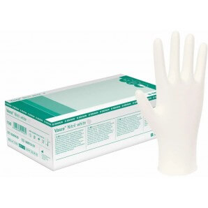 Vasco Nitril Handschuhe Weiß XS (150 Stk)