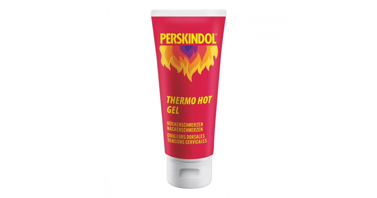 Perskindol Thermo Hot Gel (100ml)