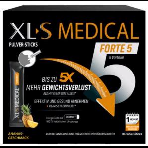 XL-S Medical Forte 5 Powder Sticks (90 pcs)