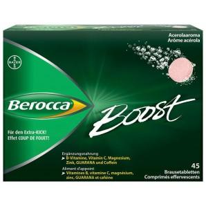 Berocca Boost effervescent tablets (45 pcs)