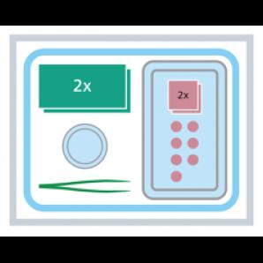MediSet Urinkatheter Set Basic 2 (1 Stk)