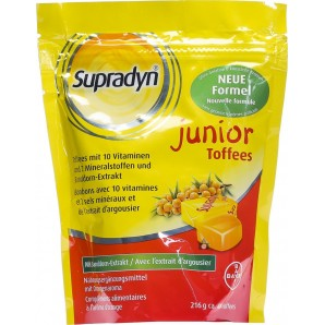 Supradyn - Junior-Toffees...