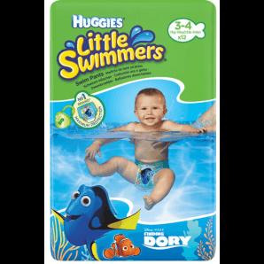 Huggies Little Swimmers Windel Gr. 3-4 (12 Stk)