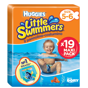 Huggies Little Swimmers Windel Gr. 5-6 (11 Stk)