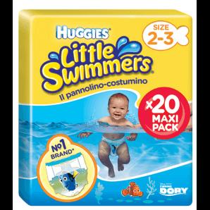 Huggies Little Swimmers Windel Gr. 2-3 (12 Stk)