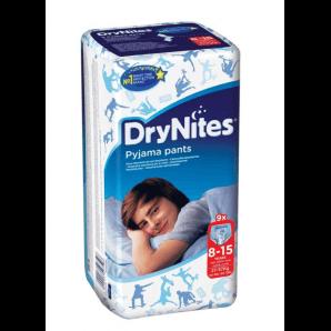 Huggies Drynites Nachtwindeln Boy 8-15 Jahre (9 Stk)