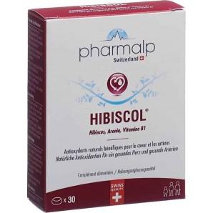 Pharmalp Hibiscol Tabletten (30 Stk)
