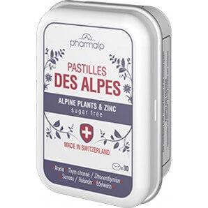 pharmalp Pastilles des Alpes (30 Stk)