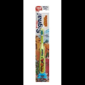 Signal Zahnbürste Kids mit Saugnapf (1 Stk)