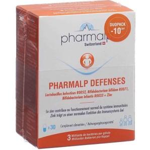 pharmalp Defenses Kapseln DUO PACKS (2 x 30 Stk)