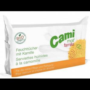 Cami-moll familia Feuchttücher Softpack (72 Stk)