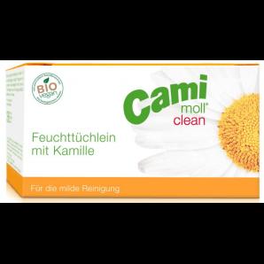 Cami-moll clean Feuchttücher (36 Stk)