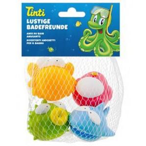 Tinti Lustige Badefreunde (4 Stk)