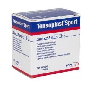 Tensoplast Sport Elastische Klebebinde (3cm x 2.5m)