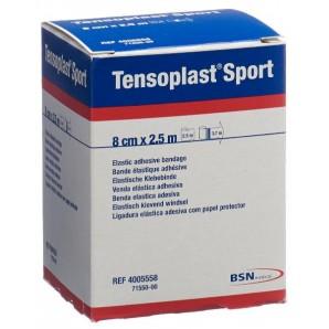 Tensoplast Sport bandage adhésif élastique (8cm x 2.5m)