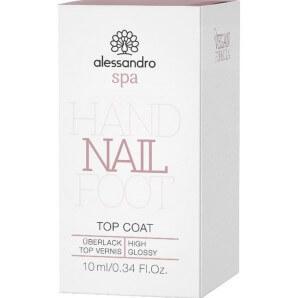 Alessandro Spa Hand Nail Foot ÜBERLACK (10ml)