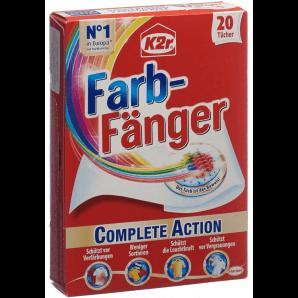 K2r Farb-Fänger Tücher (20 Stk)