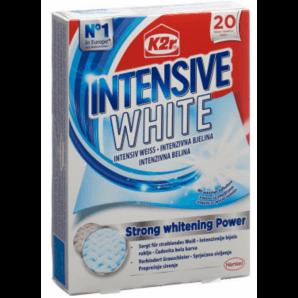 K2r Intensive White Tücher (20 Stk)