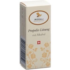 RÖÖSLI KOSMETIKA Propolis-Lösung Mit Alkohol (250ml)
