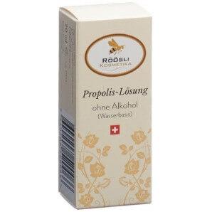 RÖÖSLI KOSMETIKA Propolis-Lösung Ohne Alkohol (20ml)