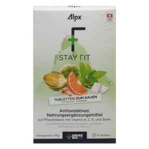 Alpx Stay Fit Tabletten (4 Stk)