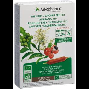 ARKOFLUIDE Tè verde-Caffè...