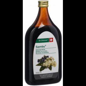 Dr. Dünner Sambu Holunder-Drink (500ml)