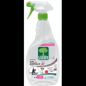 L'ARBRE VERT Öko Allzweckreiniger Tierfreund Spray (740ml)