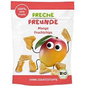 FRECHE FREUNDE Fruchtchips Mango Beutel (14g)