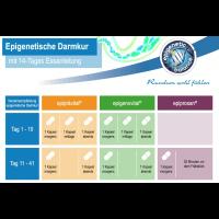 EPIDarmkur Kapseln mit 14-Tages Essanleitung (1 Stk)
