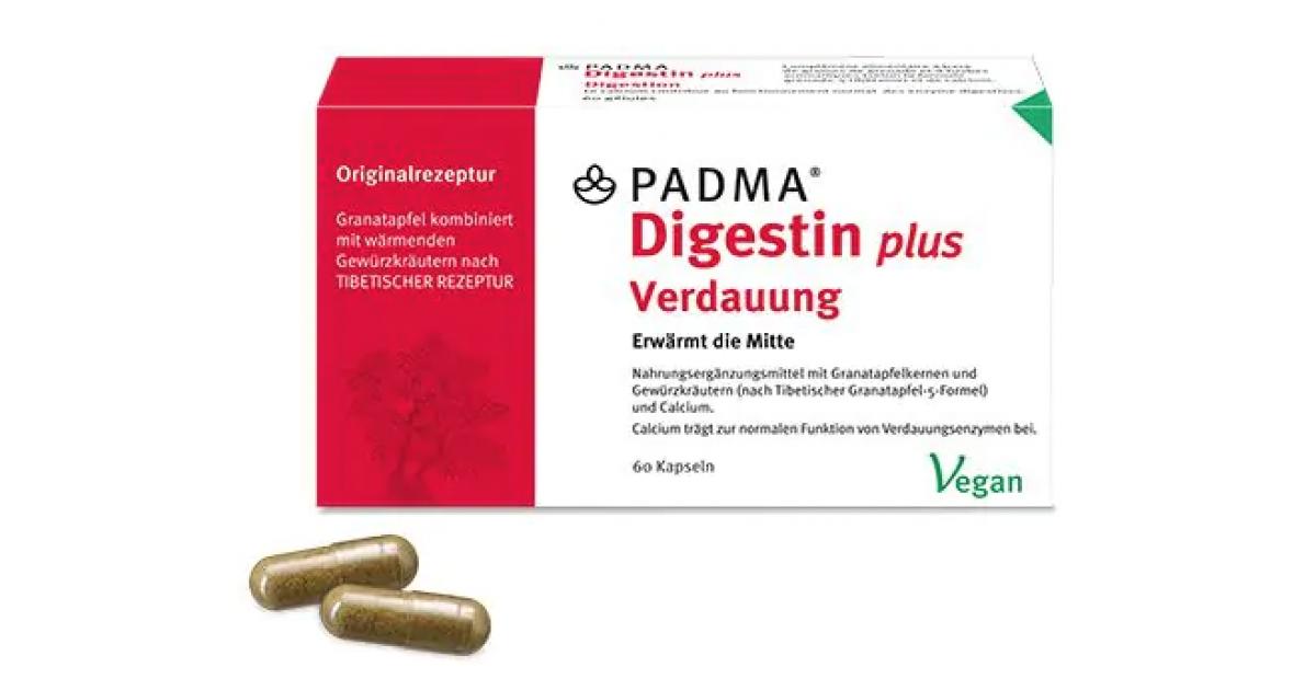 PADMA DIGESTIN Plus Kapseln (60 Stk)