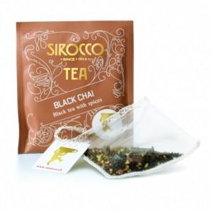 Sirocco Black Chai (20 Beutel)