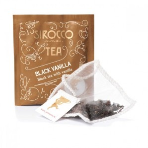 Sirocco Black Vanilla (20 bags)