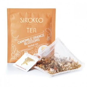 Sirocco Camomile Orange Blossoms (20 bags)