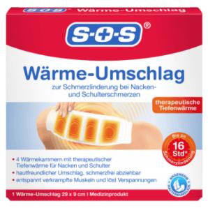 SOS Wärme-Umschlag (1 Stk)