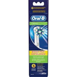 Oral-B Têtes de brosse Cross Action CleanMax (5 pièces)
